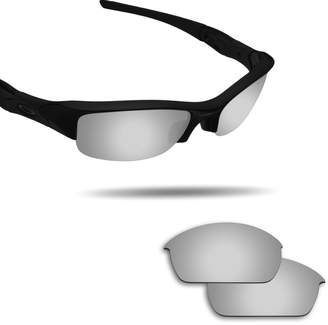 655f0736f48 Oakley Fiskr Polarized Replacement Lenses for Flak Jacket Sunglasses -  Multiple Options
