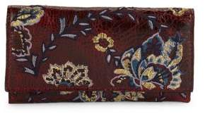 Patricia Nash Terresa Leather Wallet