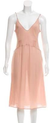 Araks Silk Midi Dress w/ Tags