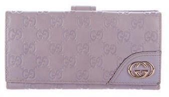 GucciGucci Guccissima Continental Wallet