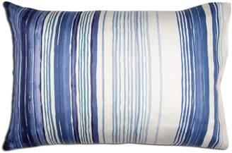 Alamode Home Winslow 220-Thread Count Reversible Cotton Sateen Pillow Sham