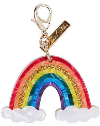 Edie Parker Rainbow Bag Charm, Multi