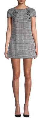 Dorothy Perkins Checkered Tunic Dress