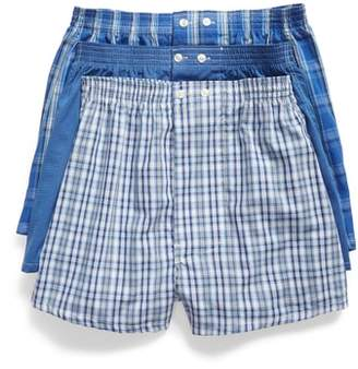 Nordstrom 3-Pack Classic Fit Boxers