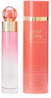 Perry Ellis 360° Coral Women's Perfume $60 thestylecure.com