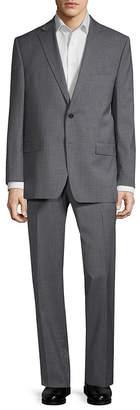 Lauren Ralph Lauren Slim-Fit Pinstripe Wool Suit