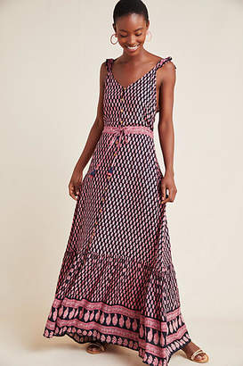 Raga Gracie Tie-Waist Maxi Dress