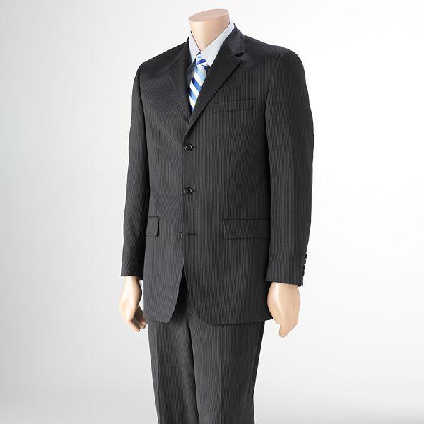 Apt. 9® Black Striped Suit Separates