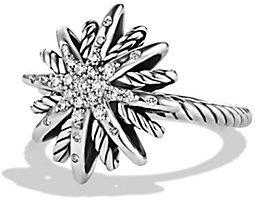 David Yurman Starburst Small Ring with Diamonds