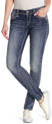 Rock Revival Betty Embellished Skinny Jeans