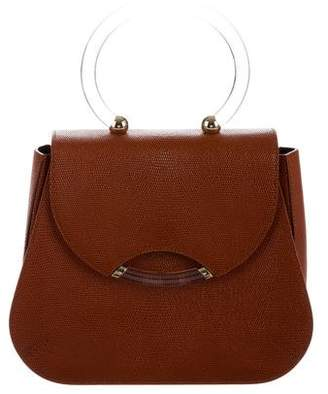 Charlotte Olympia Newman Embossed Bag