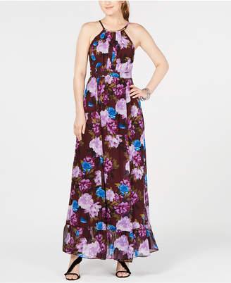 INC International Concepts I.n.c. Floral-Print Maxi Dress