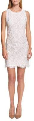 Tommy Hilfiger Day Star Lace Shift Dress