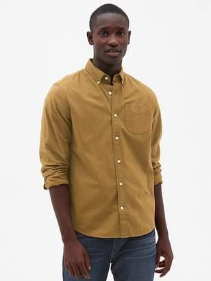 Gap Oxford Shirt in Stretch