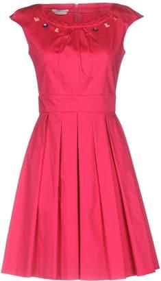 Biancoghiaccio Short dresses