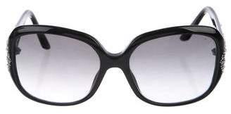 Christian Dior Minuit Embellished Sunglasses