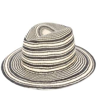 Rag & Bone striped panama hat