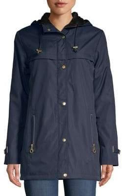 Weatherproof Hooded Bonded Jacket