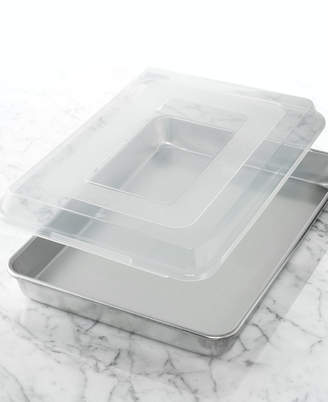 """Nordicware Commercial 13"""" x 18"""" Covered Baking Pan"""