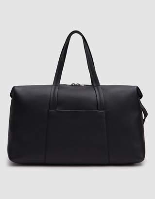 Maison Margiela Soft Grain Leather Weekender Bag
