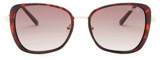 Kenneth Cole Reaction Women's Oversized Square Sunglasses