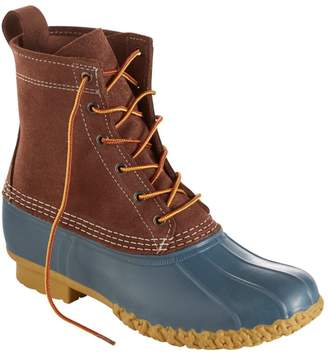 "L.L. Bean Small Batch L.L.Bean Boots, 8"" Suede"