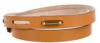 Burberry Skinny Belt