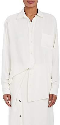 7d8d8fac Sies Marjan Women's Sander Crepe Shirt - White