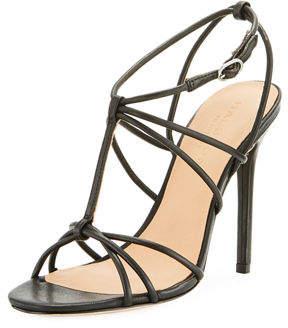 Halston Anita Strappy High-Heel Sandal