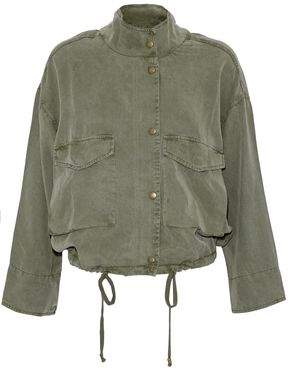 Splendid Washed-Twill Jacket