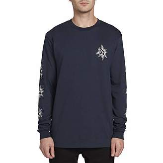 Volcom Men's Family Stones Basic Fit Long Sleeve Tee
