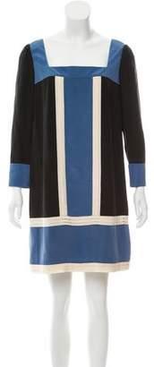 ALICE by Temperley Silk Mini Dress