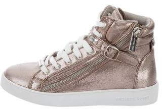 MICHAEL Michael Kors Girls' Ivy Rory High-Top Sneakers