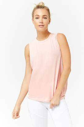 Forever 21 Active Tie-Back Tank Top