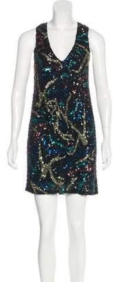 Zadig & Voltaire Rosya Sequined Dress
