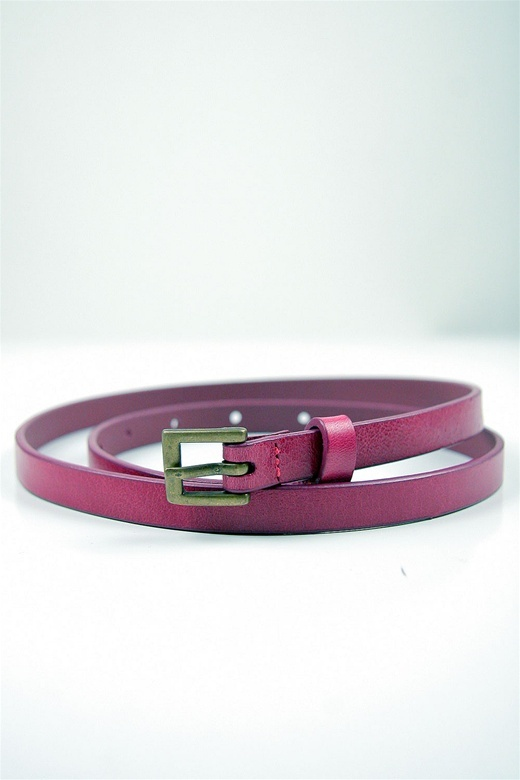 Hobo International Reliable Belt in Mulberry