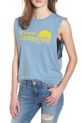 BP Sunshine Screenprint Muscle Tee