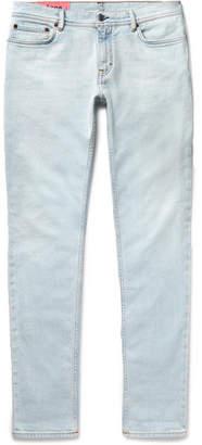 Acne Studios North Slim-Fit Stretch-Denim Jeans