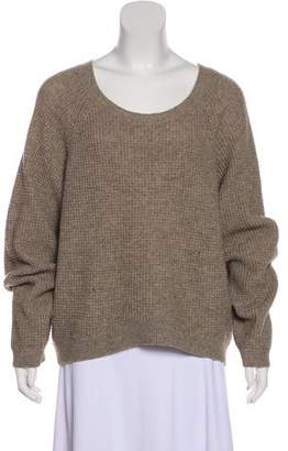 Vince Wool & Yak Knit Sweater