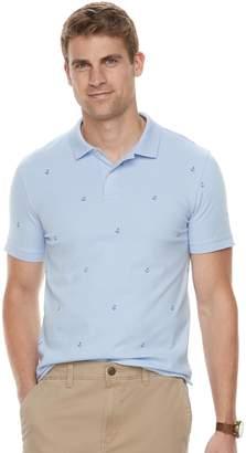 Sonoma Goods For Life Men's SONOMA Goods for Life Printed Pique Polo Shirt