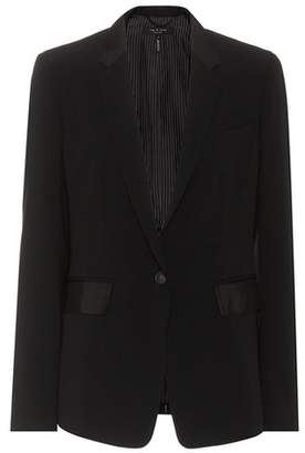 Rag & Bone Windsor crêpe blazer