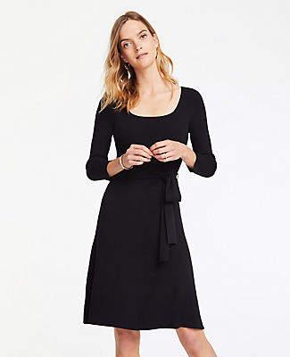 06385dae75f Ann Taylor Black Flattering Dresses - ShopStyle