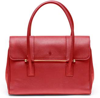 Jardine Of London The Large 'Queen' Bag in Red