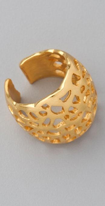 Gorjana Paxton Cuff Ring