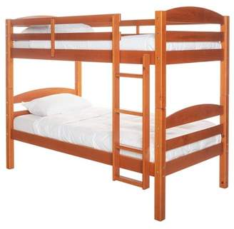 LOFT Saracina Home Solid Wood Bunk Bed