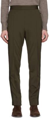 Bottega Veneta Khaki Jersey Lounge Pants