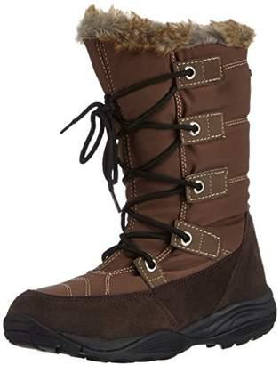 Killtec Women's Shona Warm lined snow boots half length Brown Size: 7