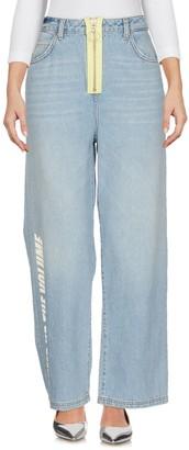 Silvian Heach SH by Denim pants - Item 42663374WA