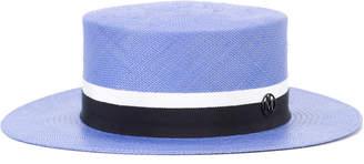 Maison Michel flat hat
