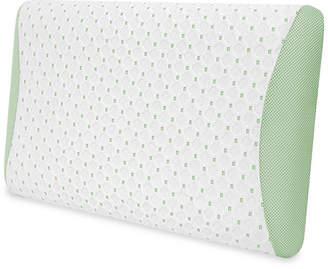 SENSORPEDIC SensorPedic SensorCOOL Gel Overlay Contour Memory Foam Bed Pillow